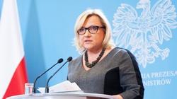 Beata Kempa: Sięgająca dna Platforma celowo pcha Polskę w chaos - miniaturka