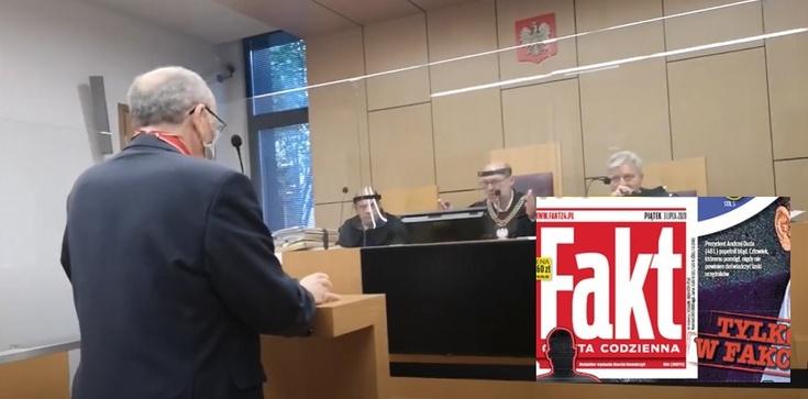 """Czy do """"Faktu"""" wejdzie komornik? Axel Springer nie wykonuje nadal wyroku sądu - zdjęcie"""