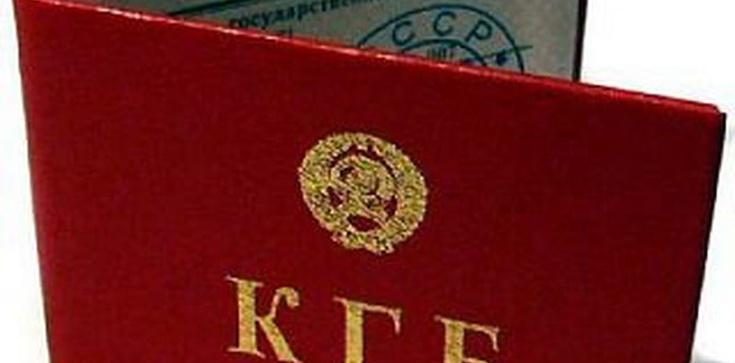 Były lider lewicowej partii donosił KGB - zdjęcie