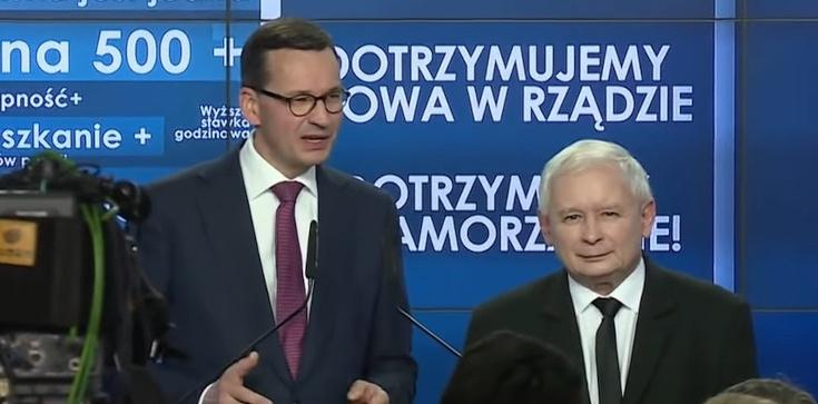 Sondaż: PiS niepokonany wśród polskich partii politycznych - zdjęcie