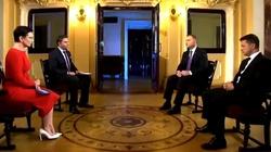 Prezydent Ukrainy: Chcę podziękować Polsce za wsparcie, które otrzymujemy  - miniaturka