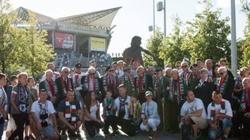 Kibice Legii zapraszają weteranów na mecz. 'A UEFA niech robi, co chce!' - miniaturka
