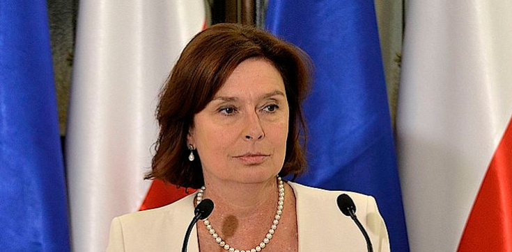 Kidawa-Błońska: 'wzywam do ujawnienia prawdy' - zdjęcie