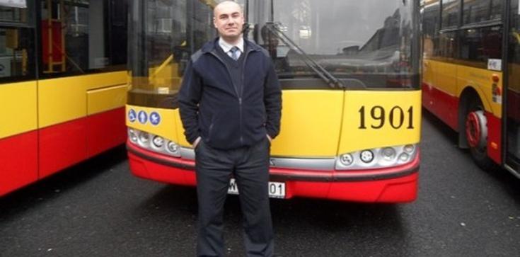 Prawdziwy Bohater! Kierowca autobusu uratował pieszego! - zdjęcie