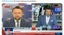 Kierwiński: lekarze opozycji politykują a nie pomagają - miniaturka