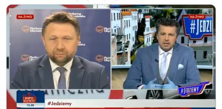 Kierwiński: lekarze opozycji politykują a nie pomagają - zdjęcie