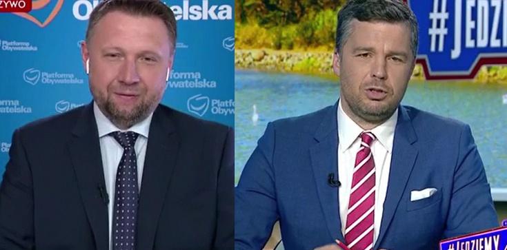 Kierwiński broni Piotra P., Rachoń przypomina słowa Tuska - zdjęcie