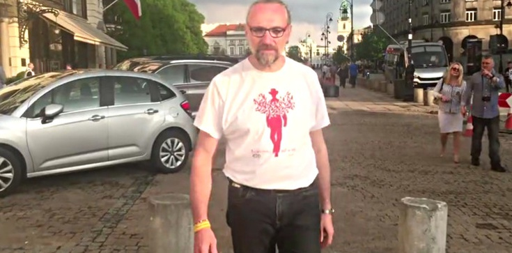 Kijowski oszalał?! Sugeruje, że PiS wysadził kolektory - zdjęcie