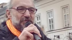 Kijowski znów daje o sobie znać. Tym razem strajk nauczycieli - miniaturka
