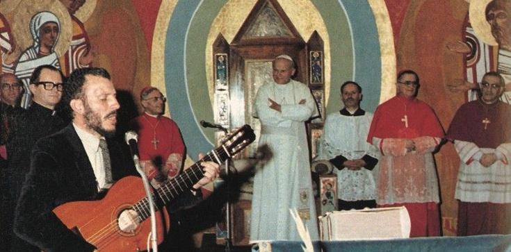 Kiko Argüello o Janie Pawle II: gigant wiary i wciąż aktualny prorok - zdjęcie