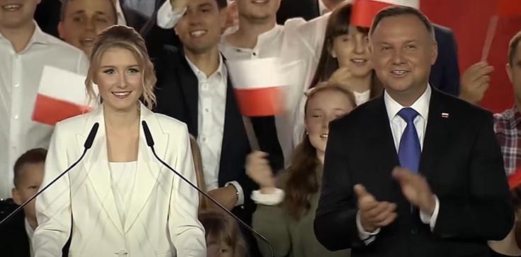 Prezydent skomentował rzekomy ślub córki: ,,Cyrk'' - zdjęcie