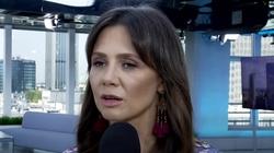 Kinga Rusin do policji: Czy zobowiązaliście się do pałowania kobiet? - miniaturka