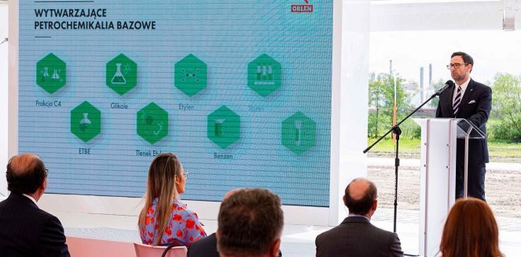 ORLEN rozpoczyna największą inwestycję petrochemiczną w Europie - zdjęcie
