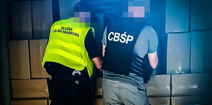 Cela plus! CBŚP i KAS przejęły 10 mln nielegalnych papierosów - zdjęcie
