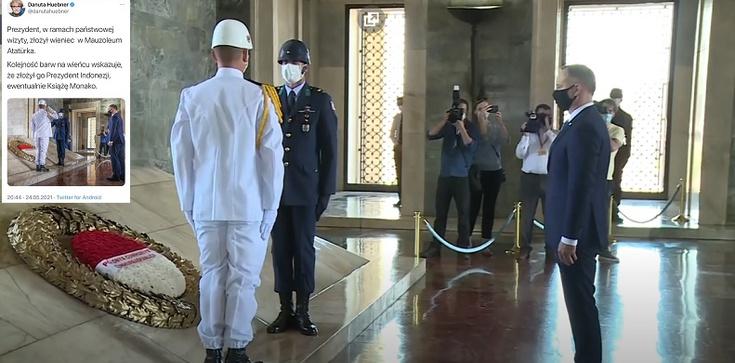 Ależ kompromitacja opozycji. Chcieli ośmieszyć prezydenta Dudę, a wyszło ... jak zwykle - zdjęcie