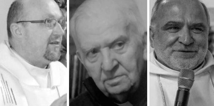 Diecezja opolska. Na Covid jednego dnia zmarło trzech księży - zdjęcie