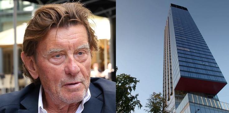 Światowej sławy architekt, który zaprojektował warszawski wieżowiec Cosmpolitan nie żyje - zdjęcie