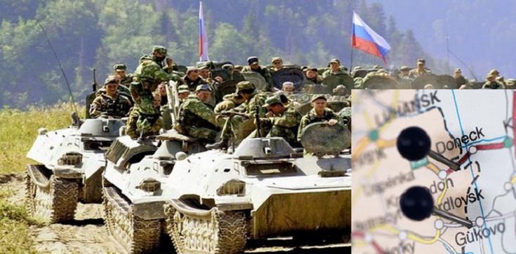 Po ćwiczeniach wojska rosyjskie pozostają w pobliżu granic Ukrainy – Naczelny Dowódca Sił Zbrojnych Ukrainy - zdjęcie