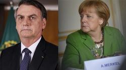 Angela, zalesiaj lepiej Niemcy - miniaturka