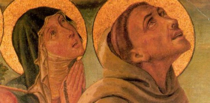 Oto jak św. Klara zobaczyła śmierć św. Franciszka - zdjęcie