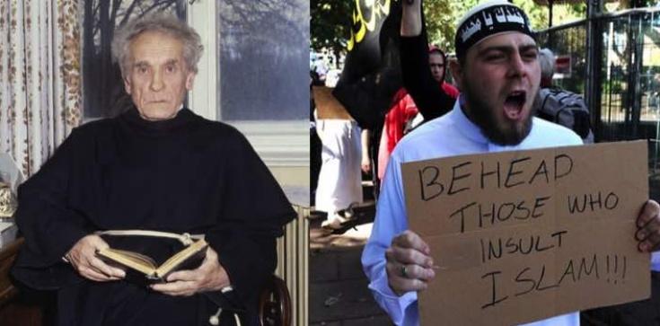 Europa zgnieciona nawałą islamu - straszna wizja staje się faktem - zdjęcie