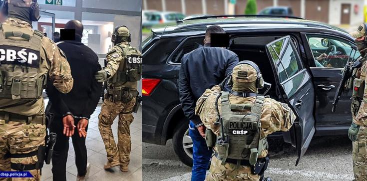 Cela plus! Rozbito gang nigeryjsko-ukraińsko-polski - zdjęcie