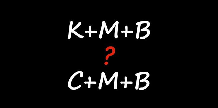 K+M+B czy C+M+B? Wyjaśniamy! - zdjęcie