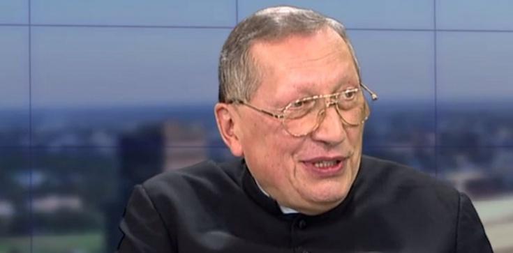 ks. Roman Kneblewski ws. odwołania z funkcji proboszcza - zdjęcie