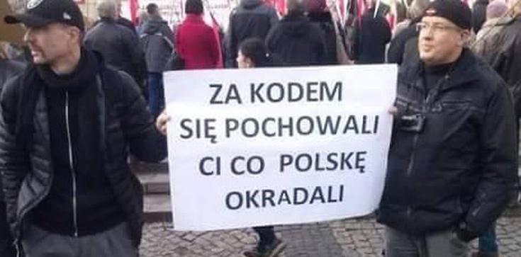 GENIALNA odpowiedź na manifestację KOD-u! - zdjęcie