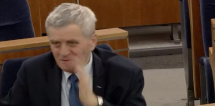 ZOBACZ reakcję senatora Koguta po głosowaniu w Senacie! - zdjęcie