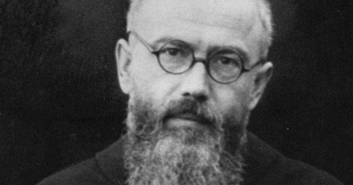 Maximilian kolbe writing article