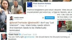 Głosy muzułmańskich reformatorów po zamachach w Brukseli - miniaturka