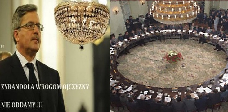 Tadeusz Płużański dla Fronda.pl: Bronisław Komorowski wspiera czerwone kreatury - zdjęcie