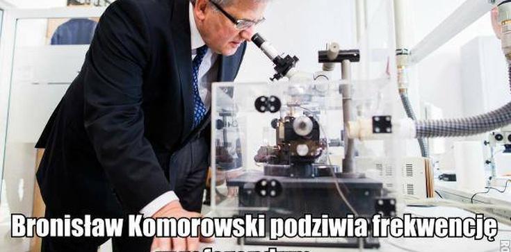 Internauci bezlitośni! Komorowski, oddaj nasze 100 milionów! - zdjęcie