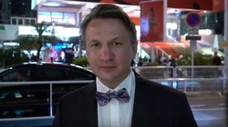 Michał Kondrat po premierze Dwóch Koron w Cannes - zobacz WIDEO - miniaturka