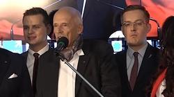 Andruszkiewicz ujawnia działania Konfederacji. ,,Chodzi o sianie zamętu. Profesjonalna akcja dezinformacyjna'' - miniaturka