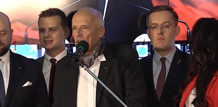Andruszkiewicz ujawnia działania Konfederacji. ,,Chodzi o sianie zamętu. Profesjonalna akcja dezinformacyjna'' - zdjęcie