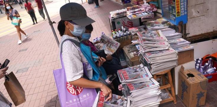 Koniec wolności nauczania i demokracji w Hongkongu? - zdjęcie