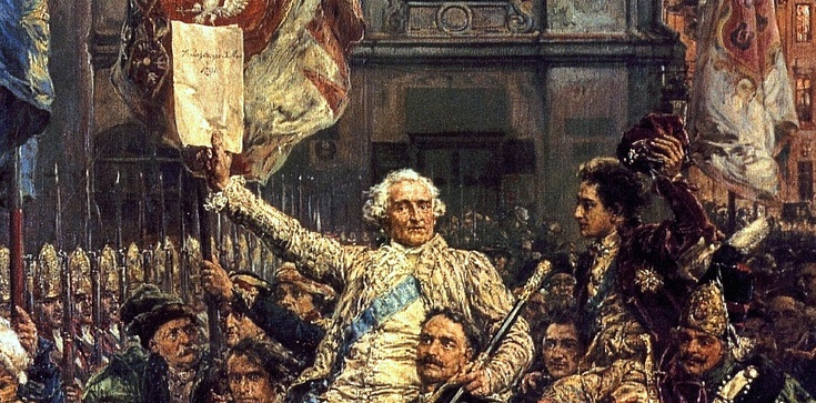 Kościół a Konstytucja 3 maja. Patrioci i agenci Rosji - zdjęcie