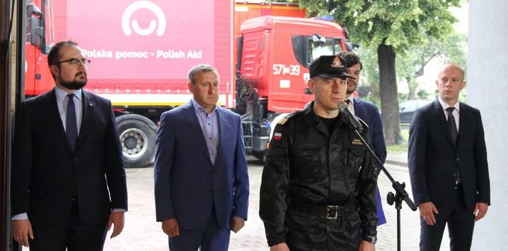 Brawo Polska! Polscy strażacy pomogą Ukrainie i Mołdawii w walce z pandemią koronawirusa - zdjęcie
