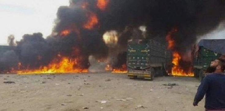 Państwo Islamskie zaatakowało turecką bazę - zdjęcie