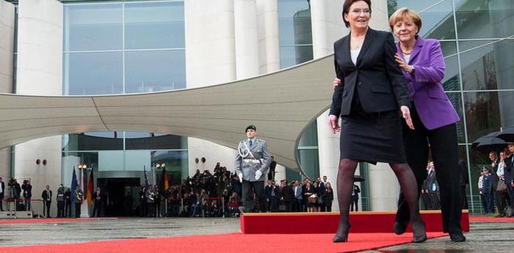 Górski dla Fronda.pl: Kopacz to poddana carycy Merkel - zdjęcie