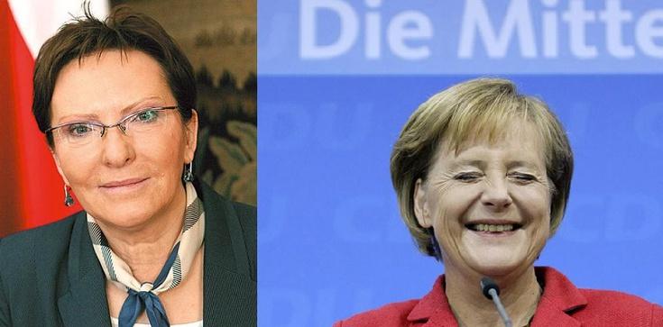 Kopacz wpuści Arabów, tak jak Tusk szuka pracy u Merkel - zdjęcie