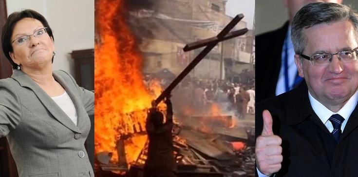 Teluk: Ostatnia wojna PO z Kościołem - zdjęcie