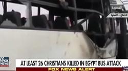 Egipt: Atak na autobus z grupą koptyjskich chrześcijan - miniaturka
