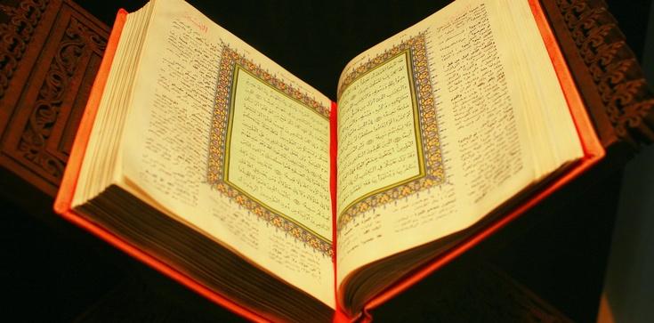 Krótki i brutalny kurs ,,świętej księgi'' islamu - zdjęcie