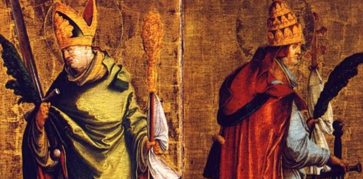 Święci męczennicy Korneliusz, papież, i Cyprian, biskup - zdjęcie