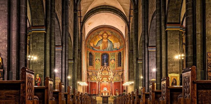 ,,Jeśli ktoś mówi, że stracił wiarę w Kościół, nigdy nie miał wiary''. Ważne słowa kardynała nominata - zdjęcie