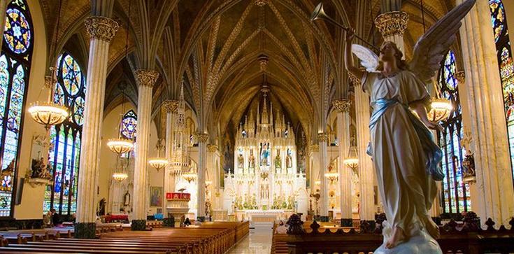 Instytucjonalny Kościół jest prawdziwym ciałem Chrystusa! - zdjęcie