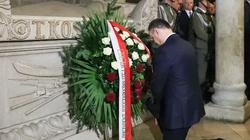 200 lat temu zmarł Tadeusz Kościuszko. Prezydent złożył mu hołd - miniaturka